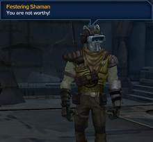 FesteringShaman