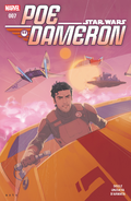 Poe Dameron 7 new cover
