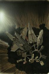 Skrytý chrám Jediů (Taivas) 2