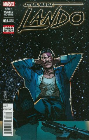 File:Star Wars Lando 1 2nd Printing Variant.jpg
