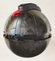 Thermal detonator DICE