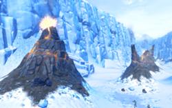 Vulcani su Hoth