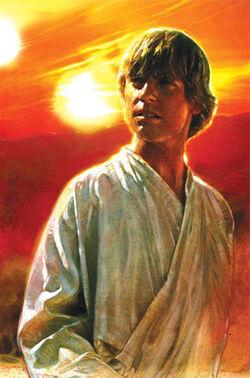 A New Hope - The Life of Luke Skywalker 01
