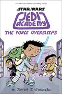 Jedi Academy The Force Oversleeps front cover