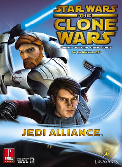 Star Wars - The Clone Wars - Jedi Alliance - Prima Official Game Guide