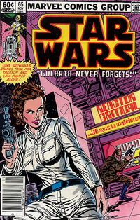 Star Wars 65 - Golrath Never Forgets