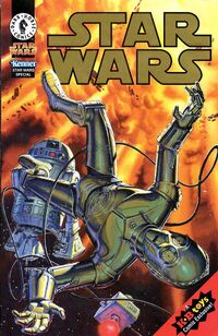 Star Wars Special - The Constancia Affair