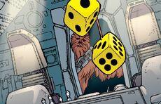Chewbacca dice