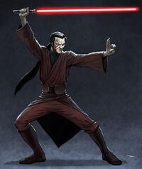 Dark Side Master TotG
