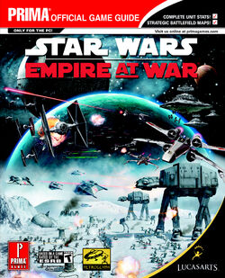 Empire at War - Prima Official Game Guide