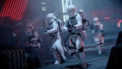 First Order Stormtrooper variations