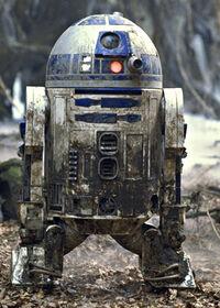 R2 Dagobah