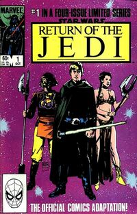 Return of the Jedi 1 - In the Hands of Jabba the Hutt