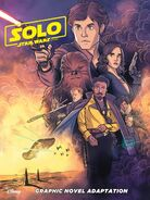 Solo Graphic Novel Adaptation Cover