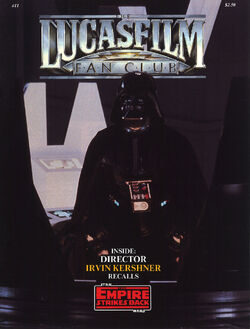 The Lucasfilm Fan Club Magazine 11 (p)
