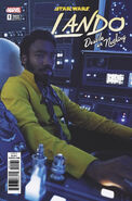 Lando Double or Nothing 1 Movie Variant B