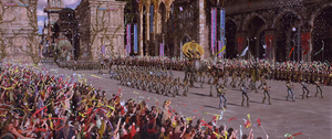 Parade on Naboo