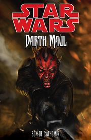 Darth Maul Son of Dathomir TPB