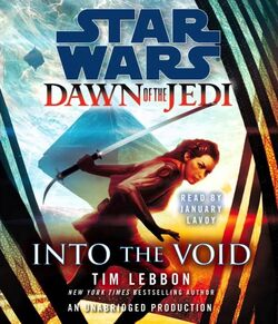 Dawn of the Jedi - Into the Void (audiobook)