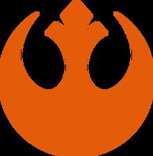 Resistance symbol - logo