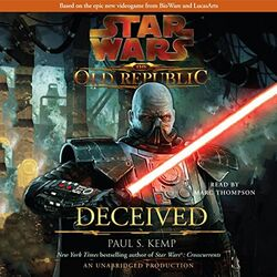 The Old Republic - Deceived (audiobook)