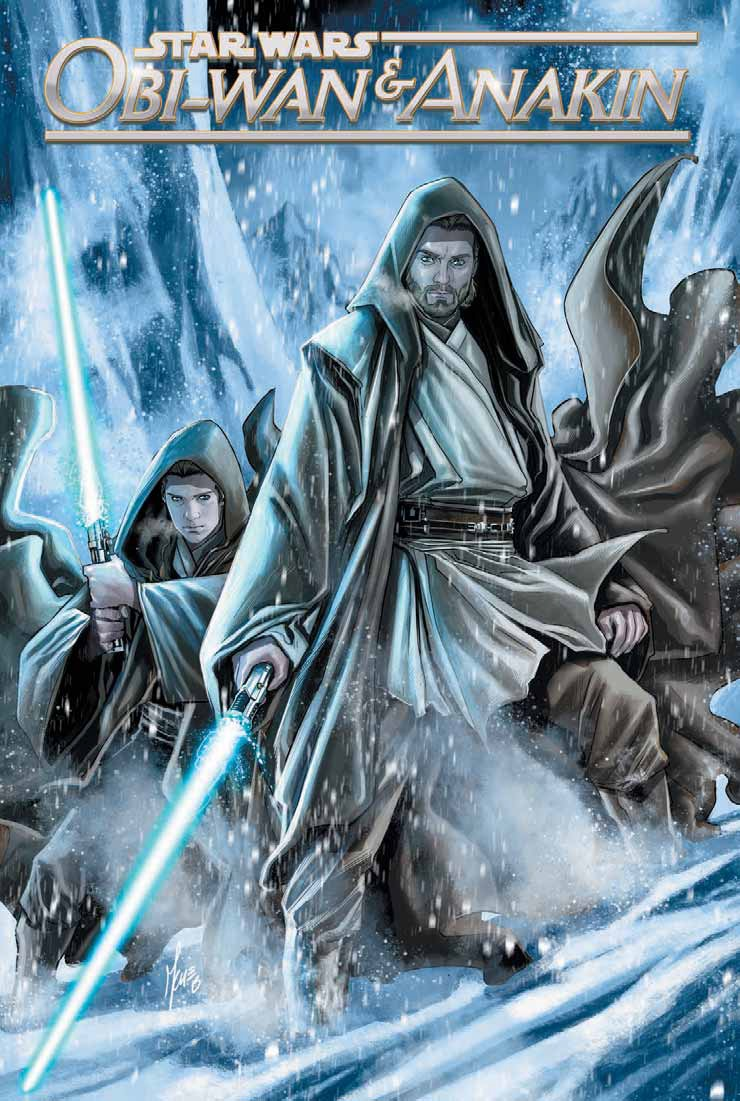 NEW!!! of 5 Obi-Wan and Anakin #3