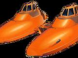 Storm IV Twin-Pod cloud car/Legends