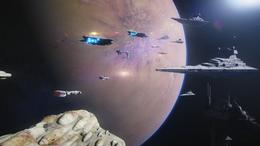 Rebellion Arrives at Jakku