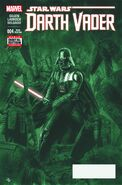 Star Wars Darth Vader Vol 1 4 3rd Printing Variant
