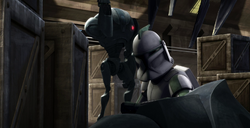 TCW Green Leader spotted