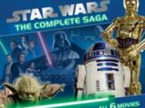 Star Wars: The Complete Saga (knjiga)