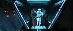 Finn and Poe Escape Finalizer