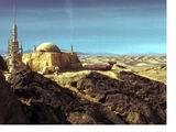 Ben Kenobi's hut