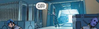 Leia ship cargo