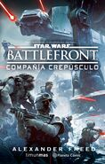 Star Wars Battlefront Compania Crepusculo cover