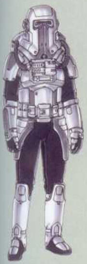 Star Wars RPG Armored Spacesuit