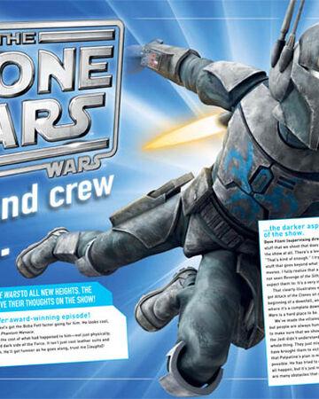 Star Wars The Clone Wars Cast And Crew On Wookieepedia Fandom