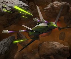 Alpha-class Star Wing XWM