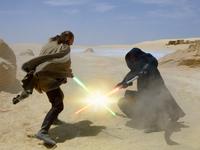 Encounter in the Desert