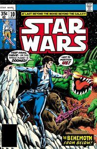 Star Wars 10 - Behemoth from the World Below
