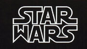 Original Star Wars logo by Suzy Rice