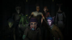 Technician Prisoners From Star Wars Rebels