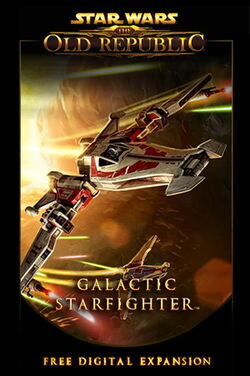 The Old Republic - Galactic Starfighter