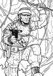Wilderness Fighter Spec