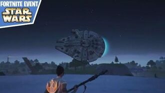*FULL EVENT* STAR WARS (Event Fortnite) NO COMMENTARY