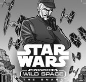 Adventure in Wild Space The Snare early version