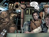 Leia Organa's team
