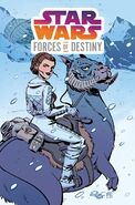 Forces of Destiny comic book