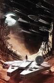 Han Solo 4 Hans textless variant