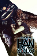 Star Wars Han Solo 1 cover